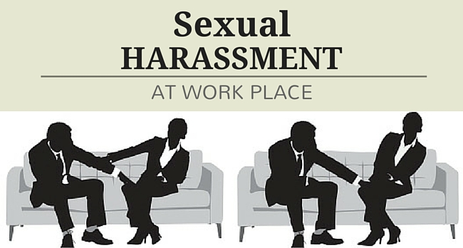 Sexual harassment is an affront to
